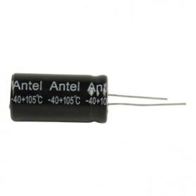ELETTROLITICO 150 µF - 400 V  RADIALE 105°