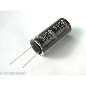 ELETTROLITICO VERTICALE 100µF - 450V RADIALE 105°