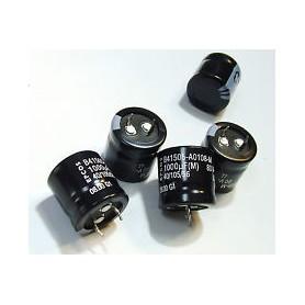 Elettrolittico 100 µF - 250 V   Radiale SNAP-IN