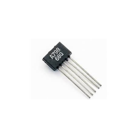 2SA798-5PIN - transistor sony 5 pin