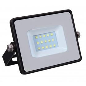 FARO LED SMD SAMSUNG 10W COLORE NERO 6400K