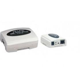 FAST ETHERNET USB PRINT SERVERTP-LINK