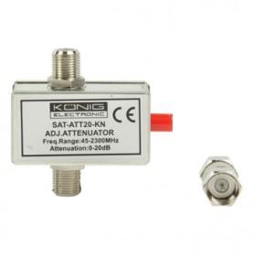 FILTRO ATTENUATORE  0-20db 45-2300 Mhz