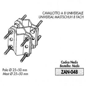 GIUNTO PER PALI 25-50mm