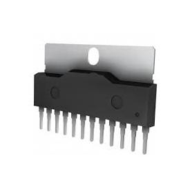 HA1394 - Dual power audio amplifier 2x8,2W