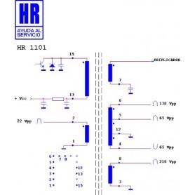 HR1101 TRASFORMATORE EAT