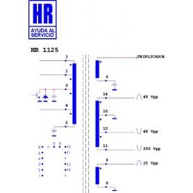 HR1125 TRASFORMATORE EAT