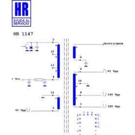 HR1147 TRASFORMATORE EAT
