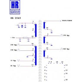 HR2049 TRASFORMATORE EAT