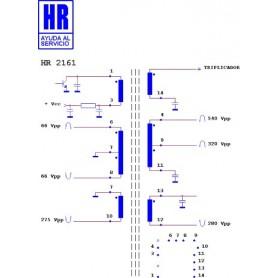 HR2161 TRASFORMATORE EAT