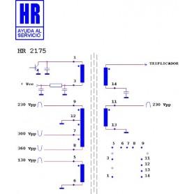 HR2175 TRASFORMATORE EAT