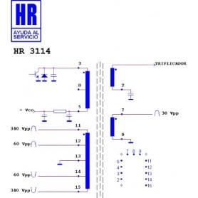 HR3114 TRASFORMATORE EAT