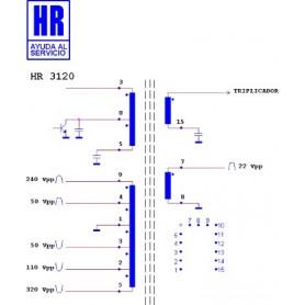 HR3120 TRASFORMATORE EAT
