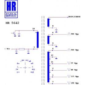 HR3643 TRASFORMATORE EAT