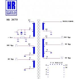 HR3679 TRASFORMATORE EAT