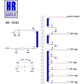 HR5642 TRASFORMATORE EAT