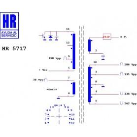 HR5717 TRASFORMATORE EAT
