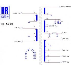 HR5719 TRASFORMATORE EAT