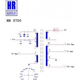 HR5720 TRASFORMATORE EAT