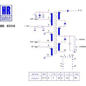 HR6006 TRASFORMATORE EAT