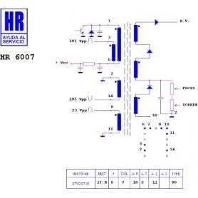 HR6007 TRASFORMATORE EAT