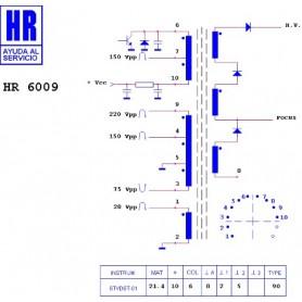 HR6009 TRASFORMATORE EAT