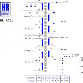HR6011 TRASFORMATORE EAT