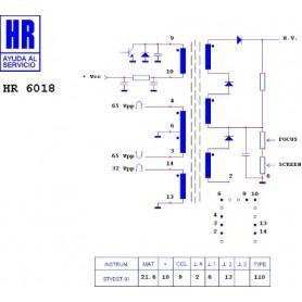 HR6018 TRASFORMATORE EAT