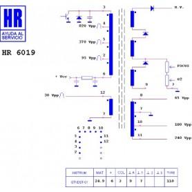 HR6019 TRASFORMATORE EAT