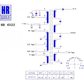 HR6022 TRASFORMATORE EAT