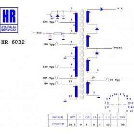 HR6032 TRASFORMATORE EAT