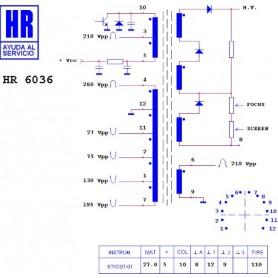 HR6036 TRASFORMATORE EAT