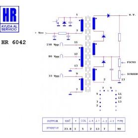 HR6042 TRASFORMATORE EAT