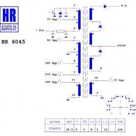 HR6045 TRASFORMATORE EAT