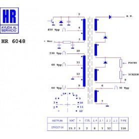 HR6048 TRASFORMATORE EAT