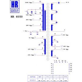 HR6050 TRASFORMATORE EAT