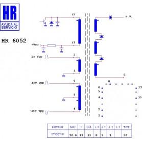 HR6052 TRASFORMATORE EAT