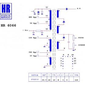 HR6066 TRASFORMATORE EAT