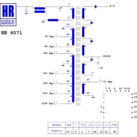 HR6071 TRASFORMATORE EAT