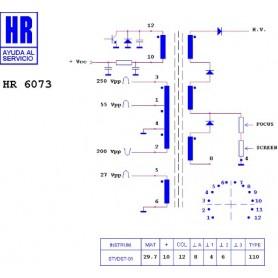 HR6073 TRASFORMATORE EAT