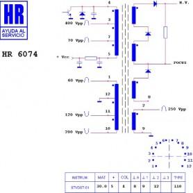 HR6074 TRASFORMATORE EAT