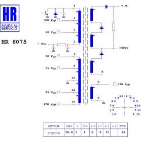 HR6075 TRASFORMATORE EAT