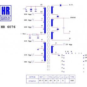 HR6076 TRASFORMATORE EAT