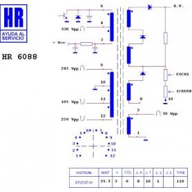 HR6088 TRASFORMATORE EAT