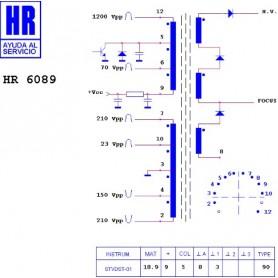 HR6089 TRASFORMATORE EAT