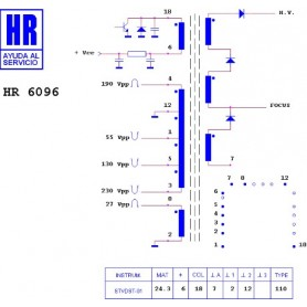HR6096 TRASFORMATORE EAT