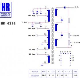 HR6104 TRASFORMATORE EAT