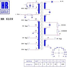 HR6109 TRASFORMATORE EAT