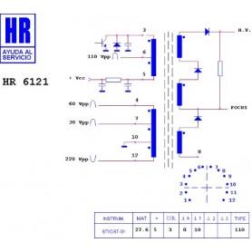 HR7505 TRASFORMATORE EAT
