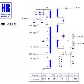 HR6126 TRASFORMATORE EAT